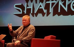 "William Shatner live in Syracuse on Jan. 18 at the Oncenter for a screening of ""The Wrath of Khan"""
