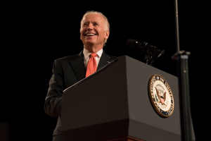 Vice President Joe Biden at Syracuse University