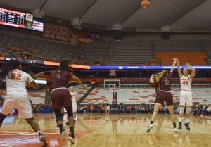 Syracuse women's vs. Maryland Eastern Shore