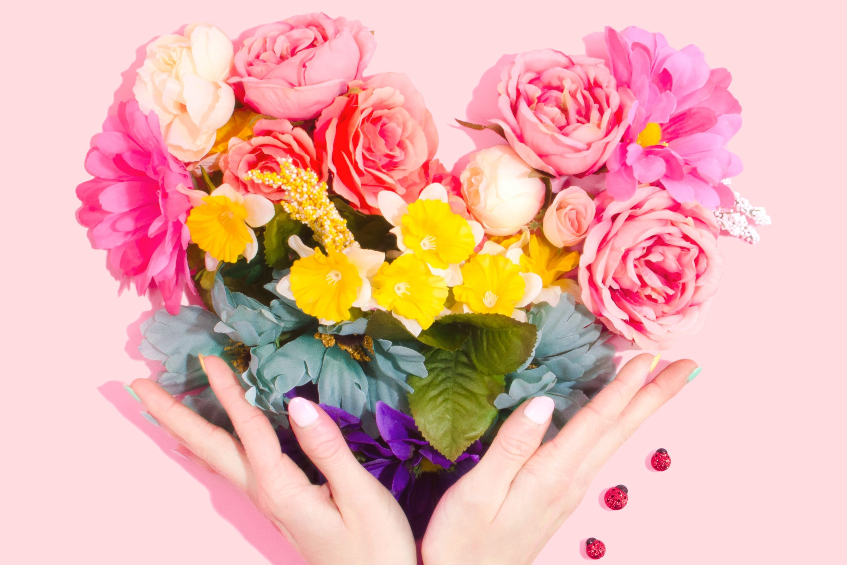 ven with COVID-19 restrictions, there are still creative ways to celebrate the holiday of love with your valentine.