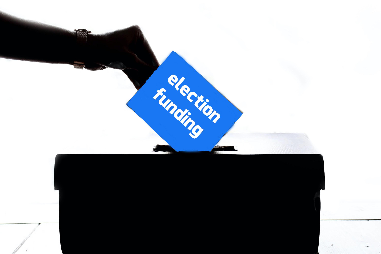 Election Funding Illustration