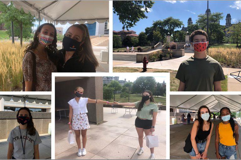 Freshmen Feelings: Opening Weekend 2020