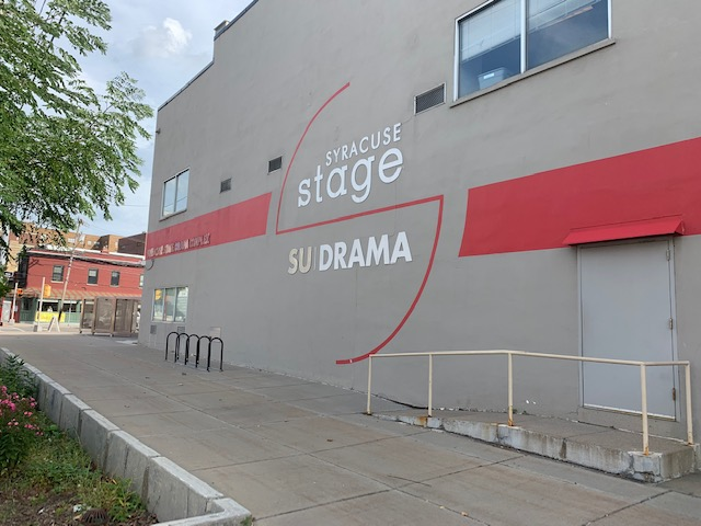 Syracuse Stage has yet to set a date for reopening.