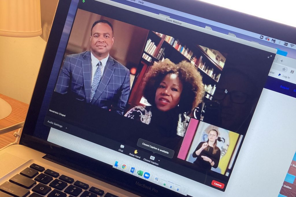 SU's 36th annual Martin Luther King Jr. virtual celebration on Sunday featured civil rights activist Ruby Bridges.