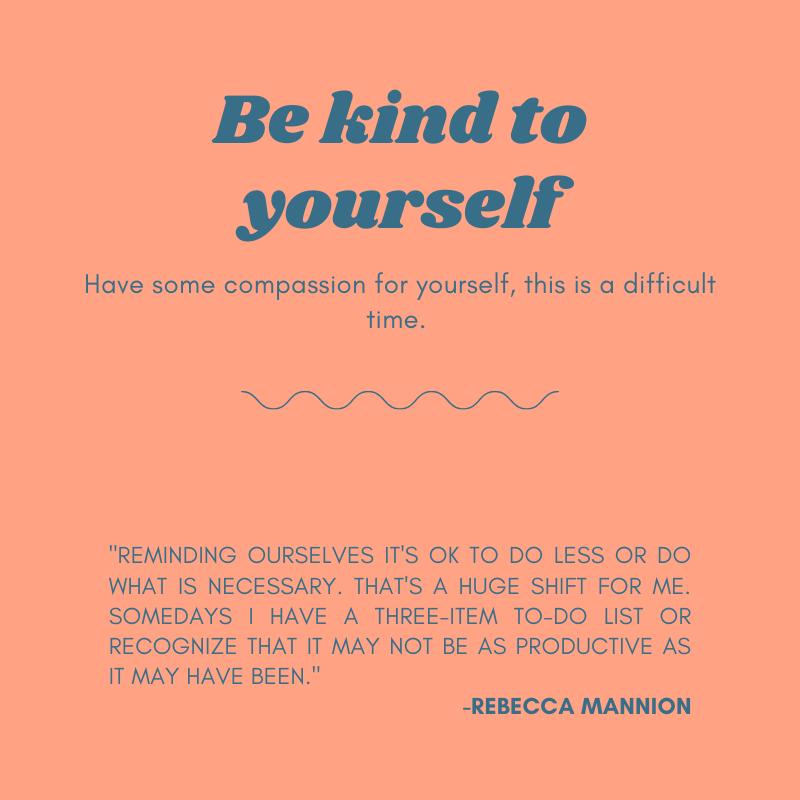 Mental Health: Self Care Tip 6
