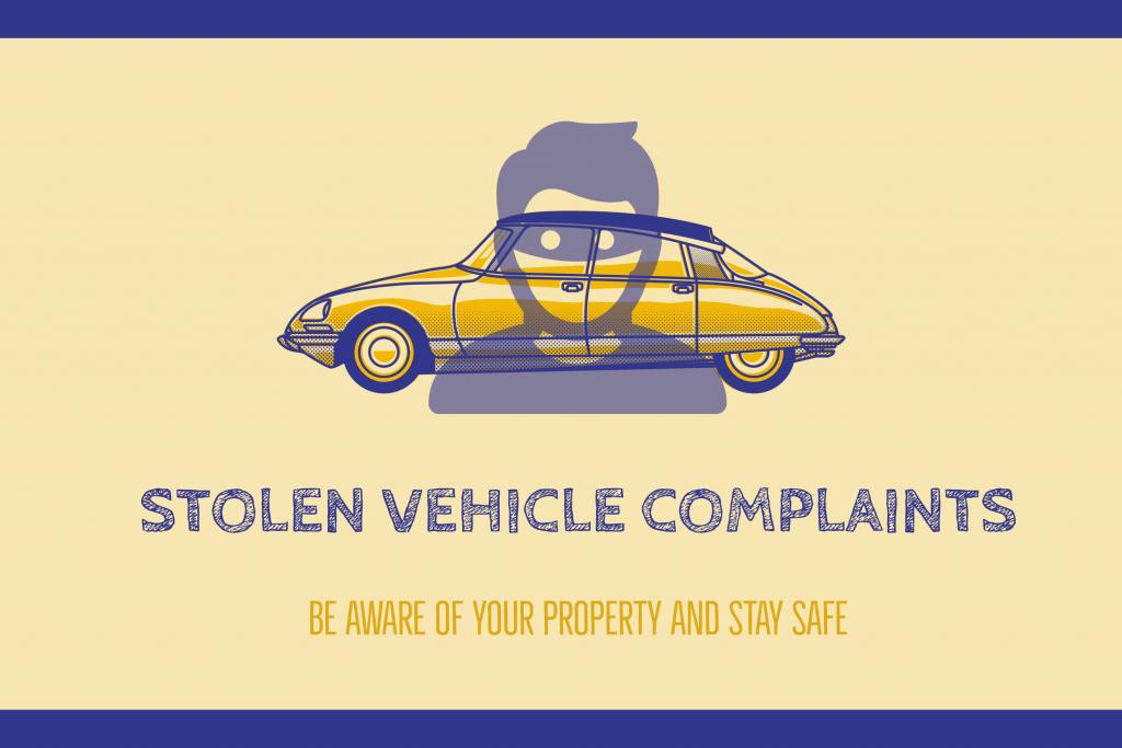 Stolen Vehicles Illustration